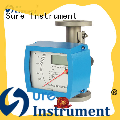 Sure reliable variable area flow meter supplier for importer