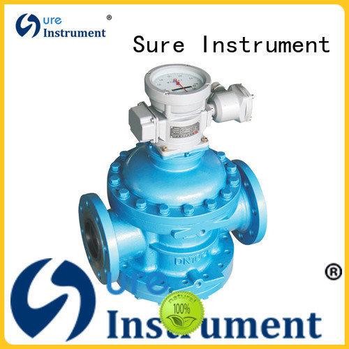 rich experience oval gear flow meter supplier for steam