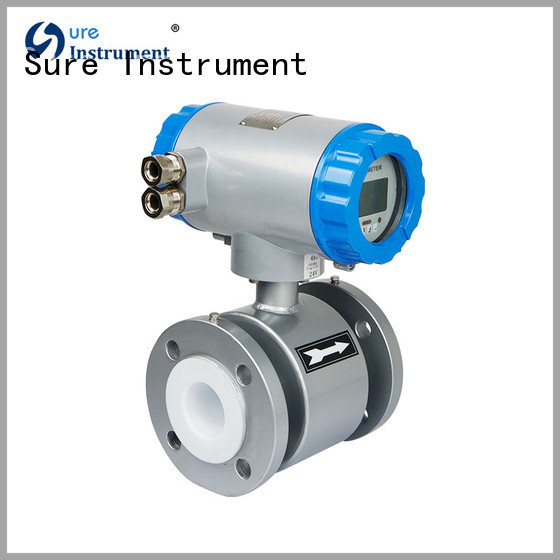 Sure electromagnetic flow meter supplier for steam