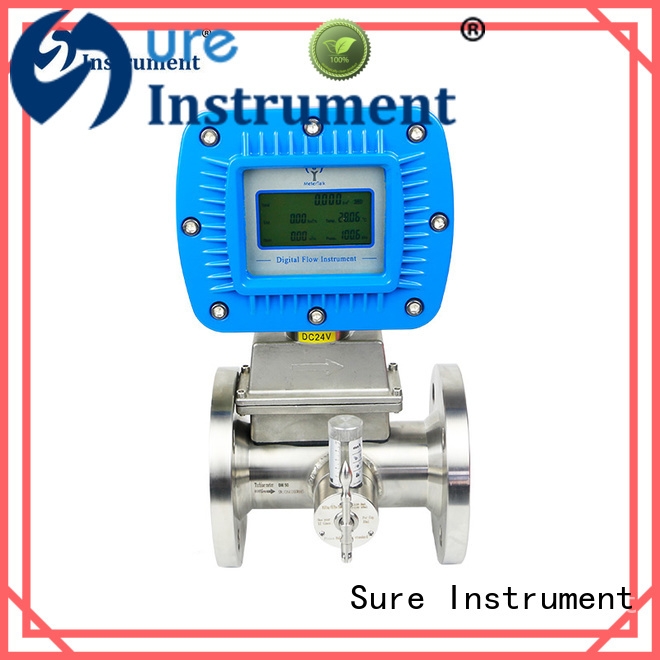 Sure gas flow meter trader for industry