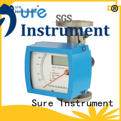 Sure custom variable area flow meter from China for importer