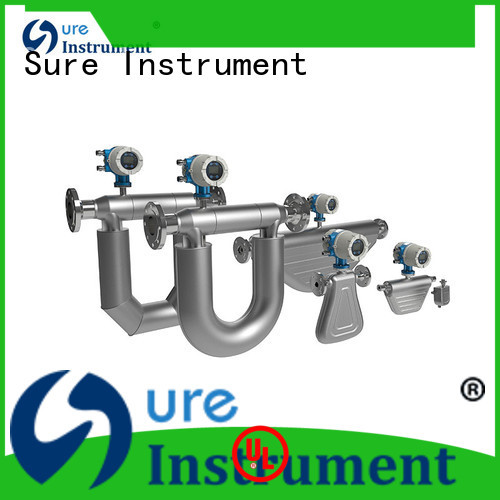 Sure oil flow meter from China for importer