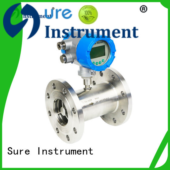 Sure custom liquid flow meter factory for industry
