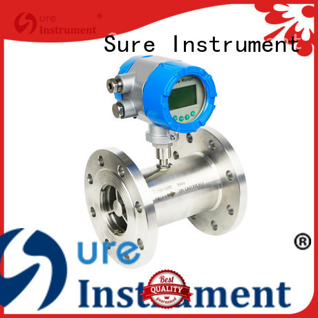 Sure turbine flow meter one-stop services for industry