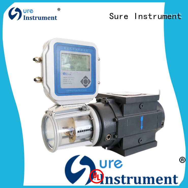 Sure gas roots flow meter reliable for importer