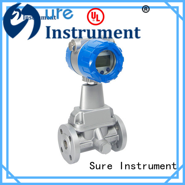 Sure swirl flow meter factory for distribution