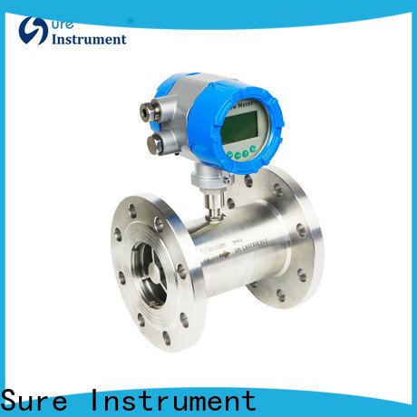 Sure turbine flow meter factory for importer
