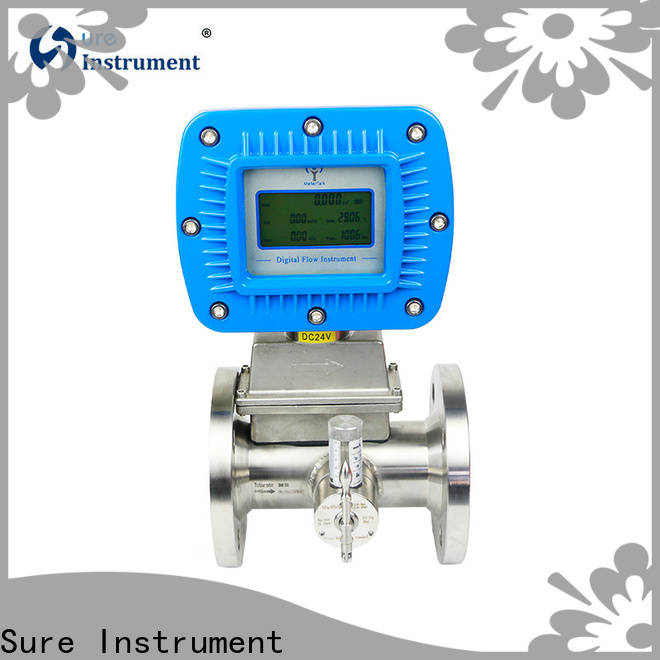 Sure highly recommend natural gas flow meter solution expert for sale