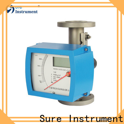 Sure custom variable area flow meter from China for oil