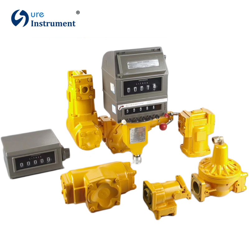 M Series Positive Displacement Flow Meter