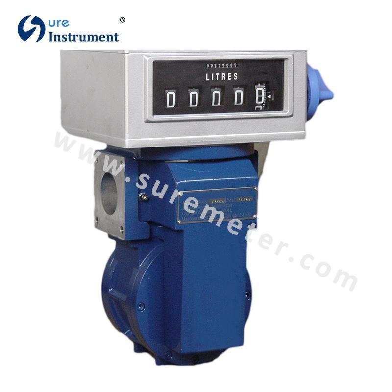 SM Series PD Rotary Vane Flow Meter