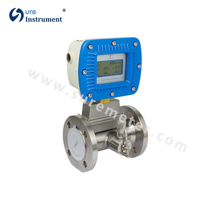 LWQ-Gas Turbine Flow Meter
