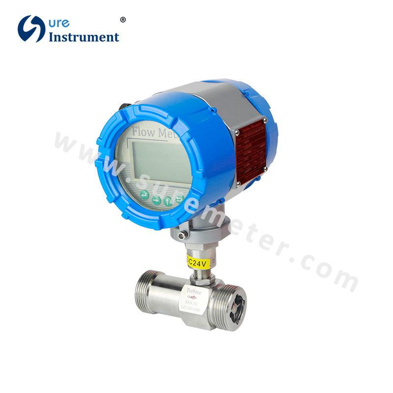 LWGY-Liquid Turbine Flow Meter