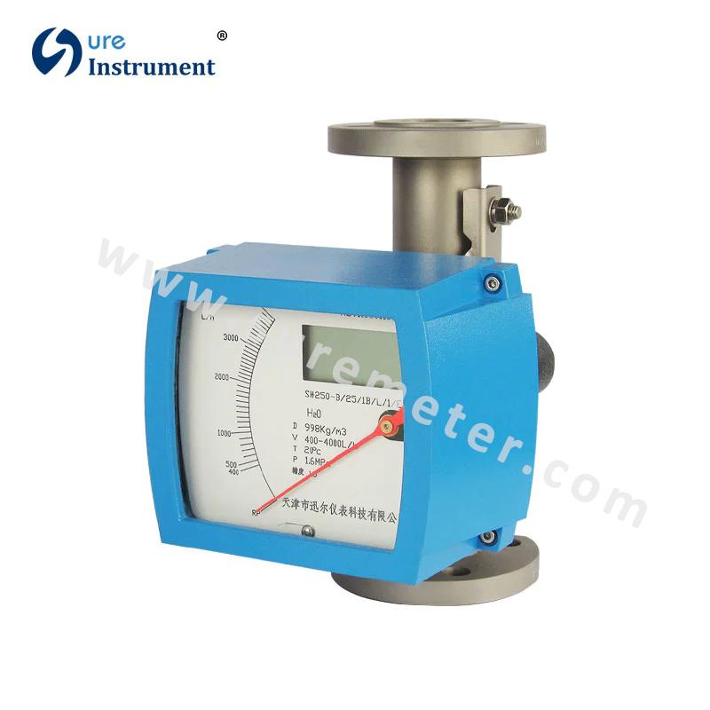 SH250-Variable Area Flow Meter