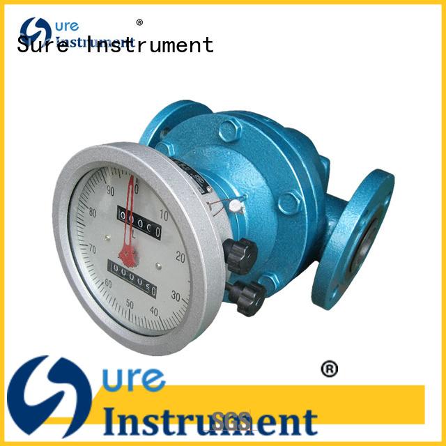 Sure diesel flow meter supplier for water