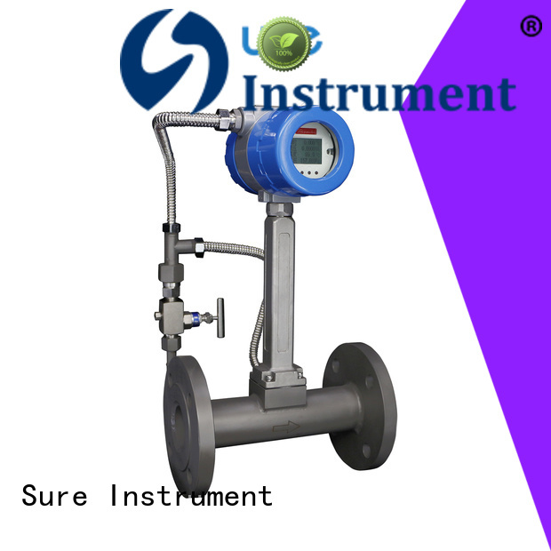 Sure vortex flow meter manufacturer for liquid