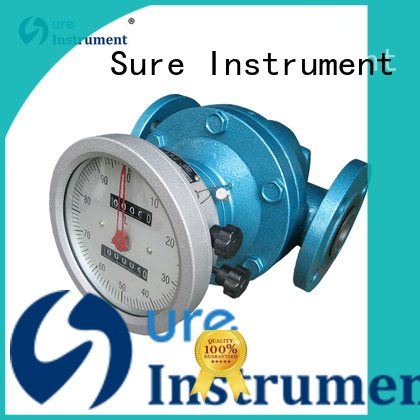 Sure rich experience diesel flow meter supplier for industry